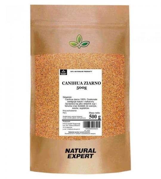 CANIHUA ZIARNO - NATURAL EXPERT