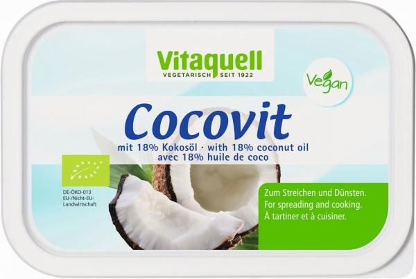 MARGARYNA KOKOSOWA COCOVIT BIO 250 g - VITAQUELL