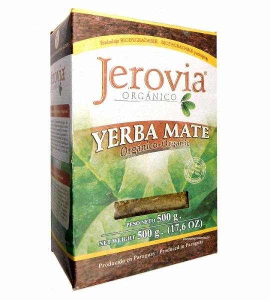 Yerba Mate Jerovia Organic 500g