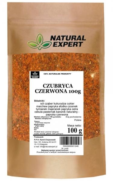CZUBRYCA CZERWONA - NATURAL EXPERT