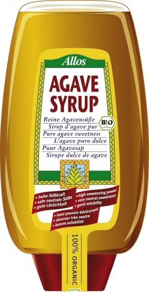 BIO SYROP Z AGAWY 690 g (500 ml) - ALLOS