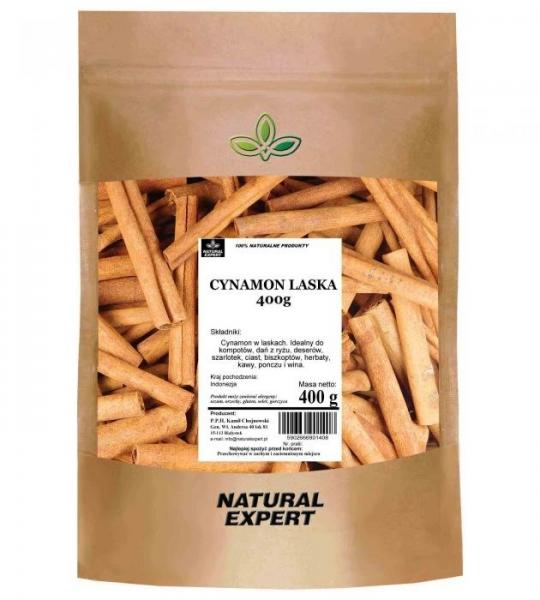 CYNAMON LASKA NATURAL EXPERT