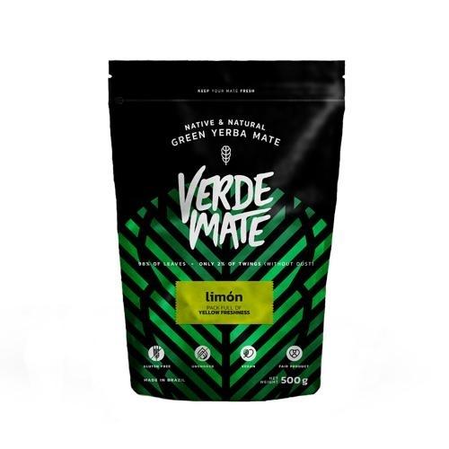 VERDE MATE GREEN LIMON 500g