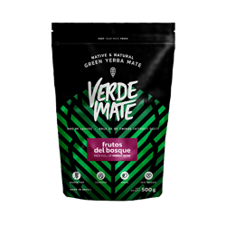 YM VERDE MATE GREEN FRUTOS DEL BOSQUE 500g