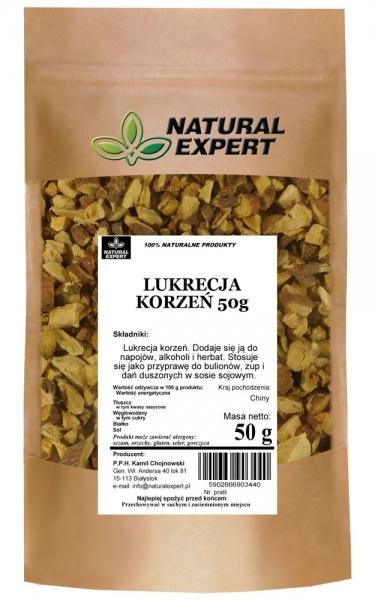 LUKRECJA KORZEŃ - NATURAL EXPERT
