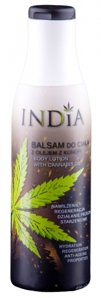 INDIA BALSAM DO CIAŁA 400ml