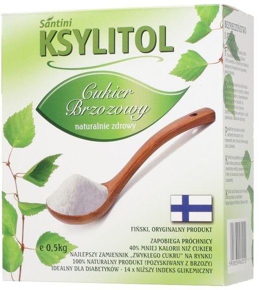 Ksylitol C 500g Santini (Finlandia)